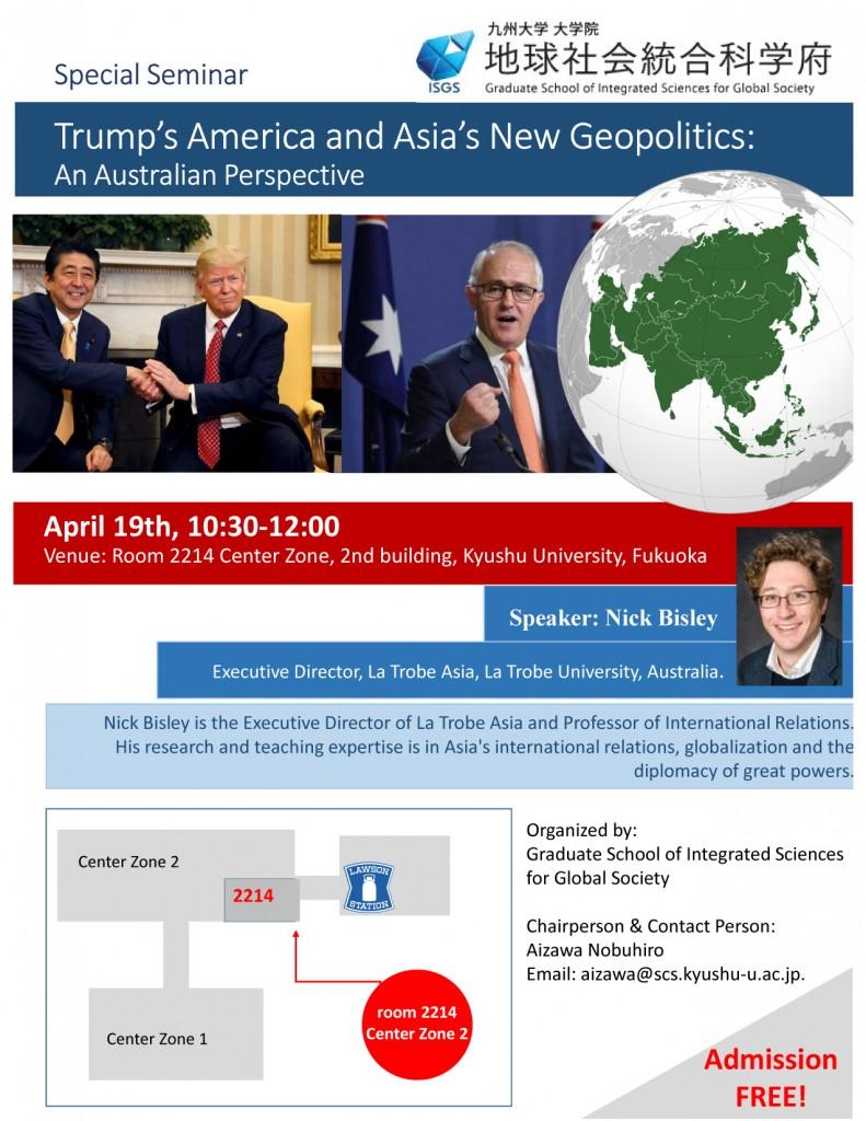 Microsoft PowerPoint - Trumpâ•Žs America and Asiaâ•Žs Ne